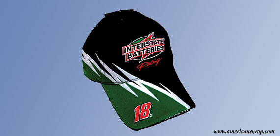 CASQUETTE INTERSTATE BATTERIES 18