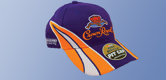 CASQUETTE CROWN ROYAL