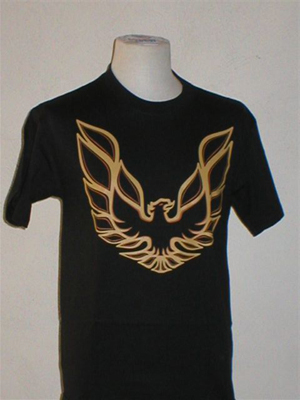 FIRERBIRD T/A BLACK AND GOLD