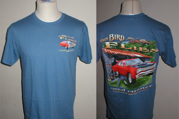 PLAYMOUTH ROAD RUNNER BLUE