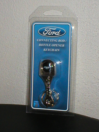 CONNECTING ROD / BOTTLE OPENER/ KEYCHAIN MUSTANG