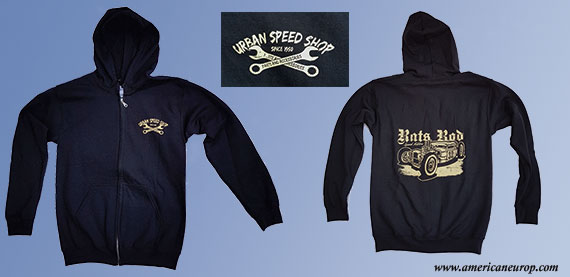 Hoody Urban Speed Shop
