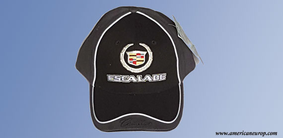 Casquette Cadillac Black and Grey
