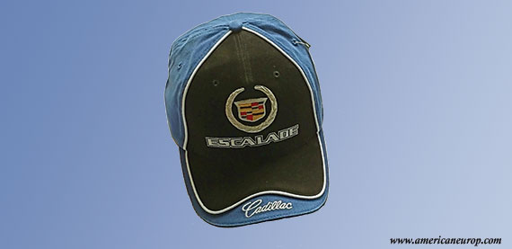 Casquette Cadillac Black and Blue