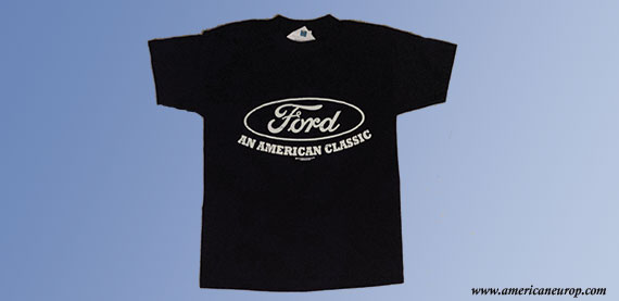 TEE SHIRT FORD CLASSIC